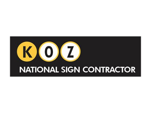 Koz National Sign Contractor